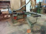 Combined tenoning machine - top - Panel saw l'Invincible ST3