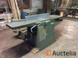 Combined planer - jointer - L'Invincible 2000d mortiser