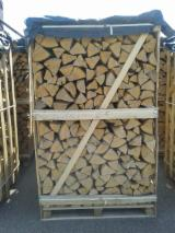 Firewood, Pellets And Residues - Selling air dried ash firewood