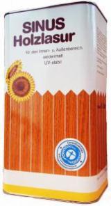 Produse Pentru Tratarea, Finisarea Si Ingrijirea Lemnului - Lazura Sinus