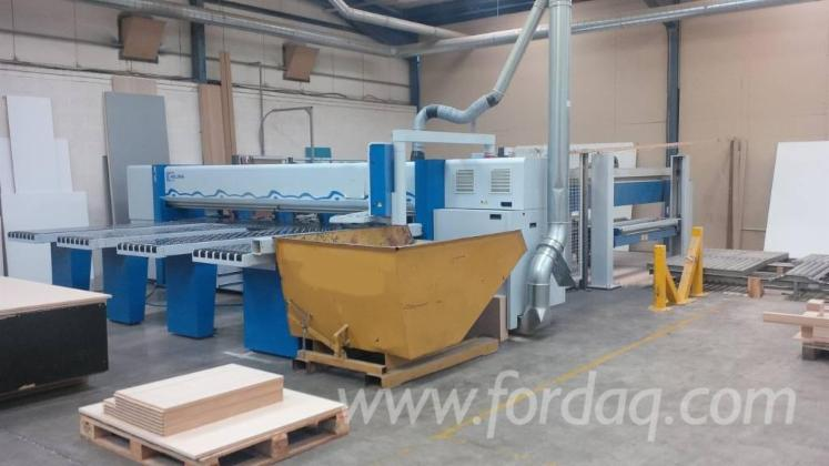 Used-2007-HOLZMA-HPL-380--43-22-R-Beamsaw-for-sale-in