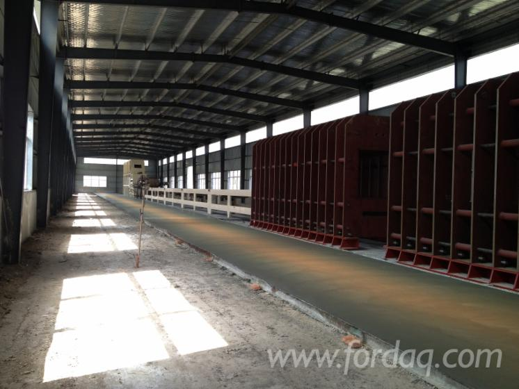 Fiber-board-production-line-wood-based-panel-production