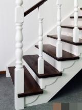 Rovere (europeo), Stair railings