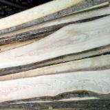 Kiln dried unedged Ash lumbers - High Quality Offer