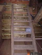 Doors, Windows, Stairs Oak European - 1 oak staircase from miller