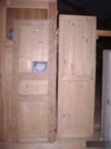 3 Wainscoting panels