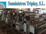 Holzbearbeitungsmaschinen Spanien - Gebraucht 2004 BARBERAN LAMINADO in Spanien