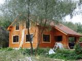 Wood Houses - Precut Timber Framing For Sale - Manufacture of wooden constructions and buildings of logs in Odessa