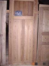 Doors, Windows, Stairs - Pitch pine door