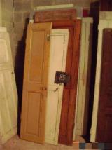 Vrata, Prozori, Stepenice - Četinari, Vrata, Bor (Pinus sylvestris) - Crveno drvo