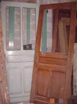 Buy And Sell Wood Doors, Windows And Stairs - Join Fordaq For Free - 3 glass pitchpin doors
