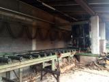 Woodworking Machinery Austria - Used 1980 Primultini 1600 Log Band Saw Vertical in Austria