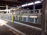 Woodworking Machinery Austria - Board repairing line