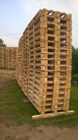 Wholesale Wood New - One way pallets available