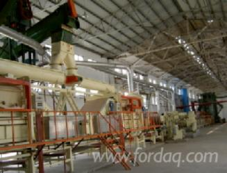 We-supply-particle-board-production