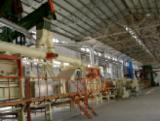 We supply particle board production line