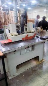 Macchine Per Legno, Utensili E Prodotti Chimici Nord America - ESL-25 (RS-011091) (Seghe circolari monolama per rilare o per tagli longitudinali ottimizzatrici)