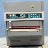 Casadei Busellato Woodworking Machinery - Used 2001 CASADEI LIBRA 6 RTC-115 Wide Belt Sander