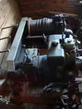 Forest & Harvesting Equipment - Used 1985 Nessler + Koller 2,5 SKA Cableway in Italy