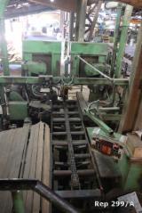 Maszyny do Obróbki Drewna dostawa - Piła Taśmowa MEM Używane w Francja