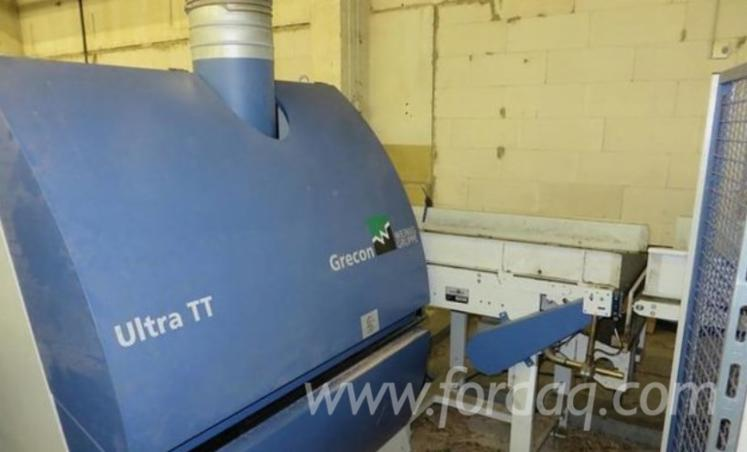 Used-finger-jointing-line-Grecon-Ultra-TT-for