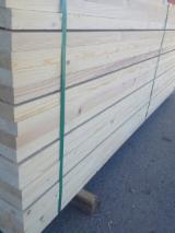Softwood  Sawn Timber - Lumber - Spruce/Pine/Fir sawn lumber and raw materials