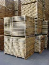 Hardwood  Sawn Timber - Lumber - Planed Timber France - 27x100 mm STAVES