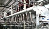 Straw based panels production line