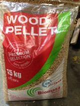 Firelogs - Pellets - Chips - Dust – Edgings Other Species For Sale Germany - Wholesale DINplus All coniferous Wood Pellets in Poland