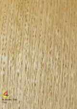 Sliced Veneer Oak European - Oak 146 sliced veneer offer