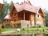 Wood Houses - Precut Timber Framing For Sale - Wooden houses from logs, built in Odessa