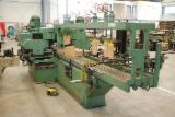 Maszyny do Obróbki Drewna dostawa Linear shaper Używane 1993 w Belgia
