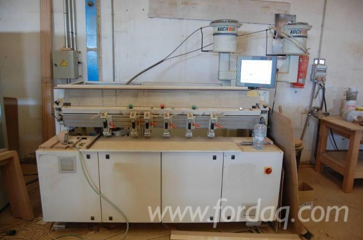 Used-2006-KOCH-SPRINT-PTP-2-CNC-boring-automat-for-sale-in