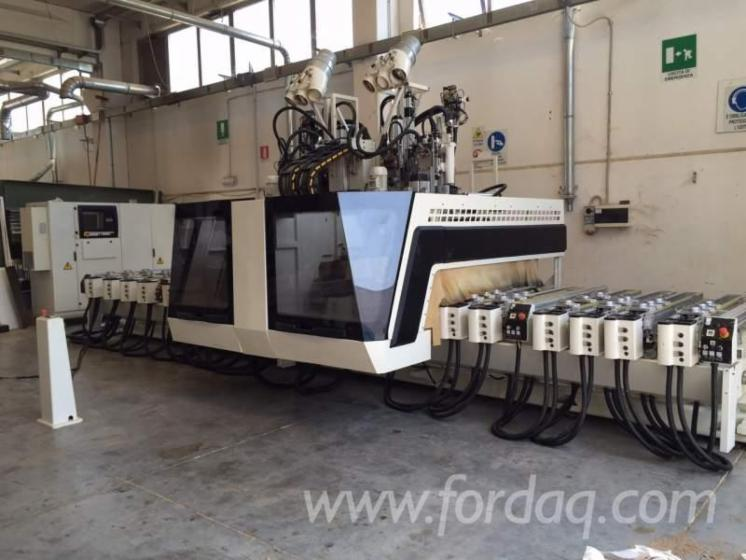 Used-2001-SCM-RECORD-260-TV-CNC-machining-centre-for-sale-in