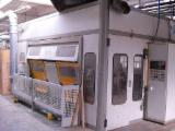 Woodworking Machinery Belgium - Used 2000 BALESTRINI SPIDER CNC-machining centre for sale in Germany