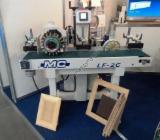 Maszyny do Obróbki Drewna dostawa Szczotkarka MC LF2C z dwoma głowicami i posuwem