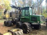Oprema Za Šumu I Žetvu - Polovna 2006 Prevoznik John Deere 1410D Eco III sa Njemačka