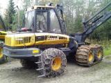 Forest & Harvesting Equipment - Used 2007 Ponsse Beaver Harvester in Germany
