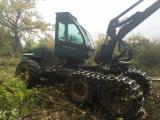 Oprema Za Šumu I Žetvu - Polovna 2004 Obarač Stabala Timberjack 1470D sa Njemačka