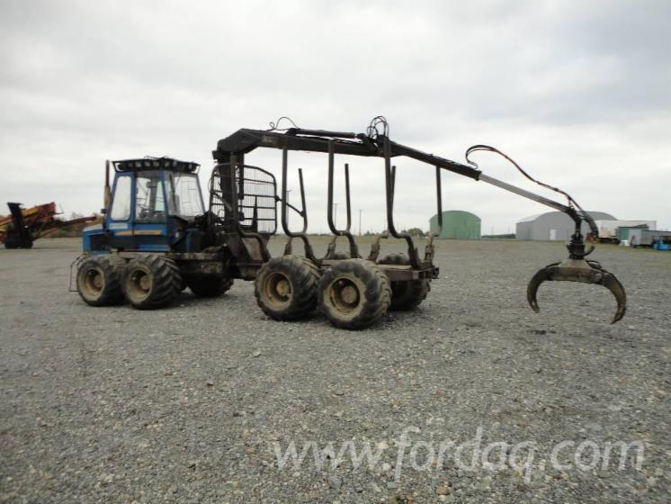 Used-2001-Rottne-Solid-F9-Skidders-for-sale-in-Czech