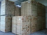 Hardwood  Sawn Timber - Lumber - Planed Timber Germany - Beech squares offer