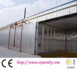 Woodworking Machinery China - Lumber kiln dryer chamber with automatic control system