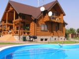 Wood Houses - Precut Timber Framing - We produce and build wooden houses in Odessa and Ukraine