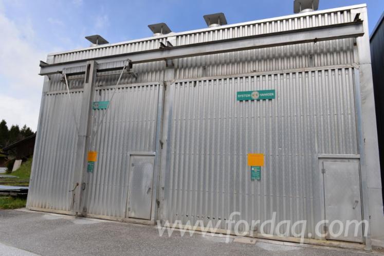 Used-1997-VANICEK-Drying-Kiln-in