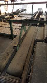 GILLET Woodworking Machinery - Used GILLET 1989 Band Resaws For Sale France
