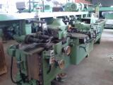 Woodworking Machinery For Sale Italy - 6-spindles four side planer Weinig PFA14N