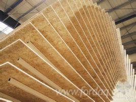 Bleached/ Unbleached OSB Boards, 18mm,
