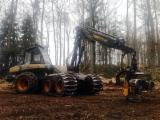Forest & Harvesting Equipment For Sale Belgium - Used 2005 Ponsse Ergo Harvesters for sale in Germany