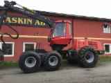 Forest & Harvesting Equipment For Sale Belgium - Used 2006 Valmet 941 595000:- Harvesters for sale in Sweden