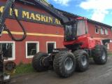 Forest & Harvesting Equipment For Sale Belgium - Used 2010 Valmet 941.1 695000:- Harvesters for sale in Sweden